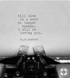 til love is a word